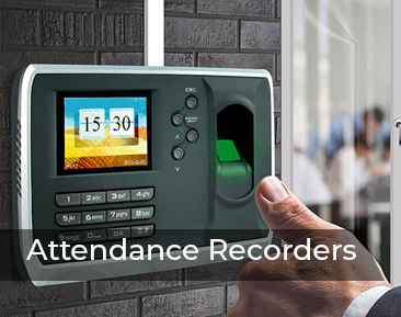 Attendance Recorders Installation in Coimbatore