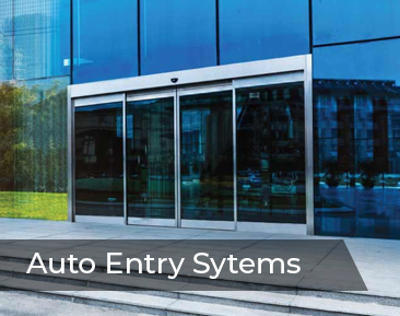 Auto Entry Systems Sales in Coimbatore
